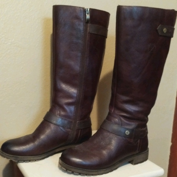 new lifestyle official shop new high Naturalizer Shoes | Boots Wide Calf Riding Boots | Poshmark